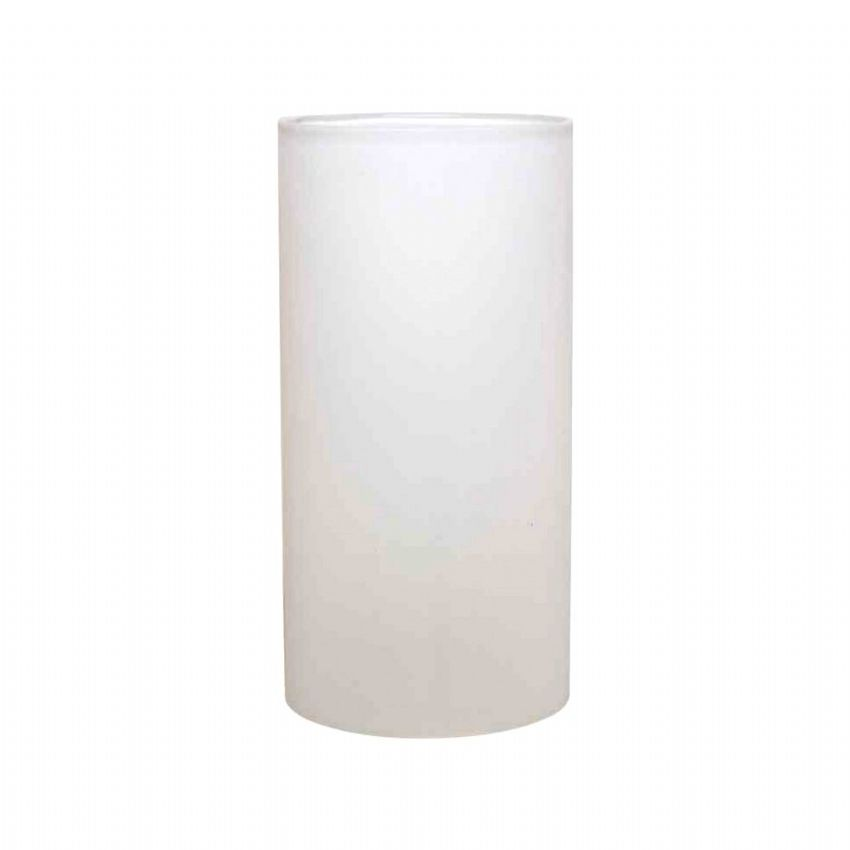 Frosted Glass Cover - For Liquid Wax Lanterns